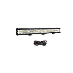 29Inch Led Light Bar Combo Beam Side Shooter
