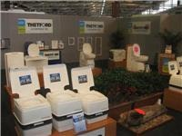 Thetford Products show many approaches to the seat-of-power