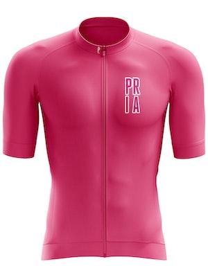 Paria PRIA Pink Race Cut Jersey