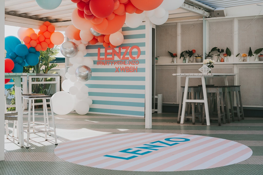 LENZO TAKES SYDNEY: 2018 BUSINESS LAUNCH