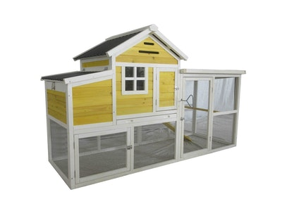 Chicken House Barnyard Coop iPetz
