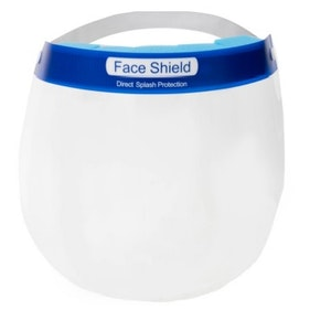 10 pack Double side anti fog coated Face Shield