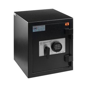 Dominator Safes DS-1 Hardened Steel Fire Resistant Safe with Digital Lock