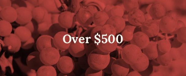 500+ price range