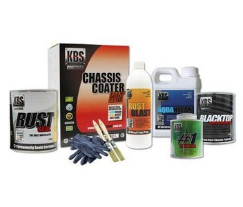 Chassis Coater Kit Pro Gloss