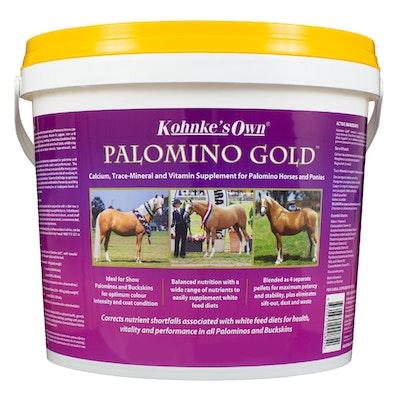 Kohnkes Own Palomino Gold Calcium Horse Vitamin Supplement - 2 Sizes