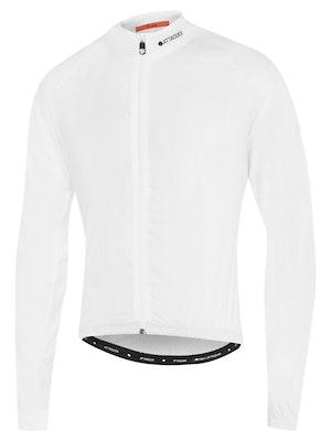 Attaquer A-Line Lightweight Jacket White