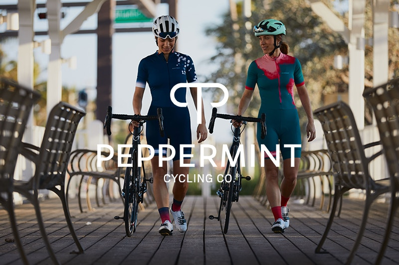 Peppermint Cycling SS19 Collection