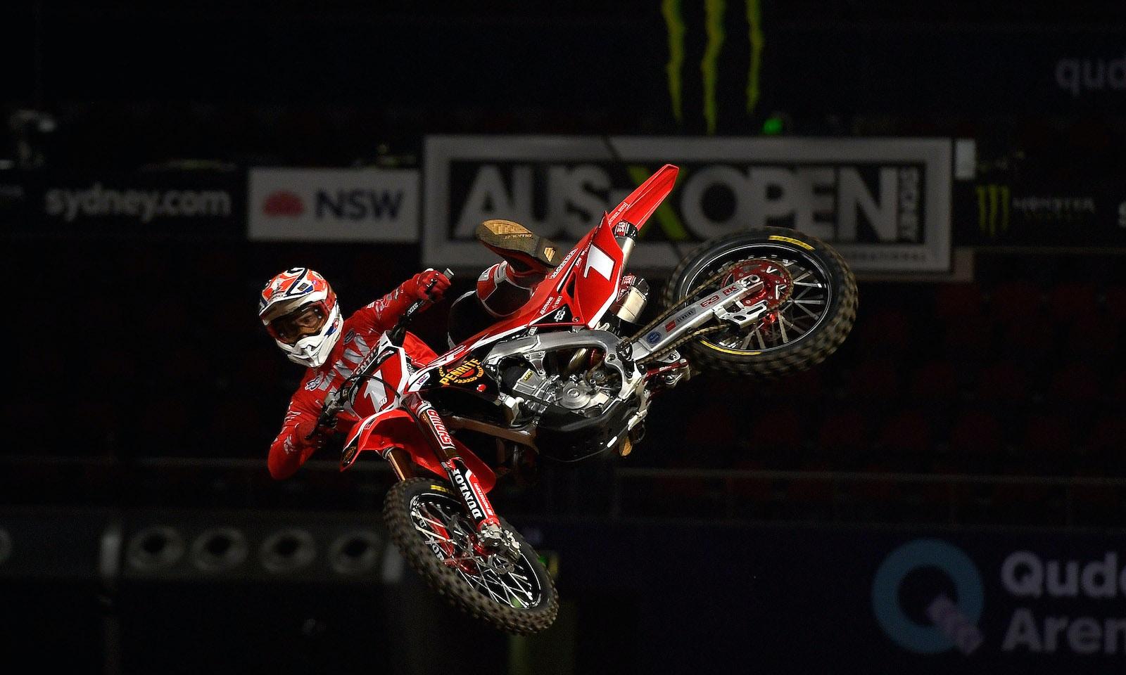 2018 Australian Supercross Championships - Round 3, Geelong