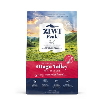 ZiwiPeak ZIWI Peak Provenance Air Dried Dog Food Otago Valley 1.8KG