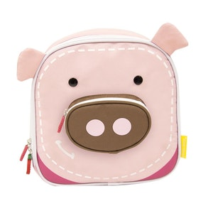 Marcus & Marcus Insulated Lunch Bag Pokey Pig