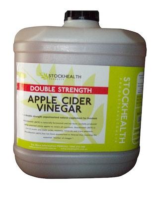 Stockhealth Apple Cider Vinegar Double Strength Livestock Supplement - 3 Sizes