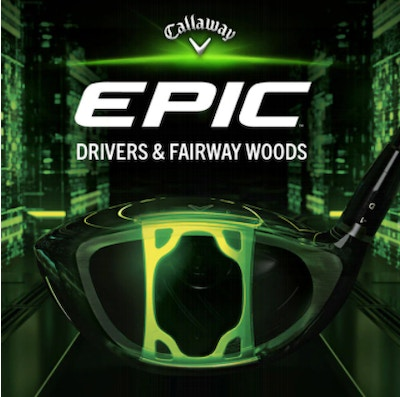 Callaway announces new Epic Drivers and Fairway Woods