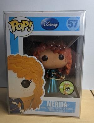 Disney Merida SDCC 2013 limited to 480 units