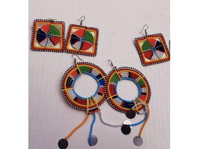 Enkishaa Accessories Earrings