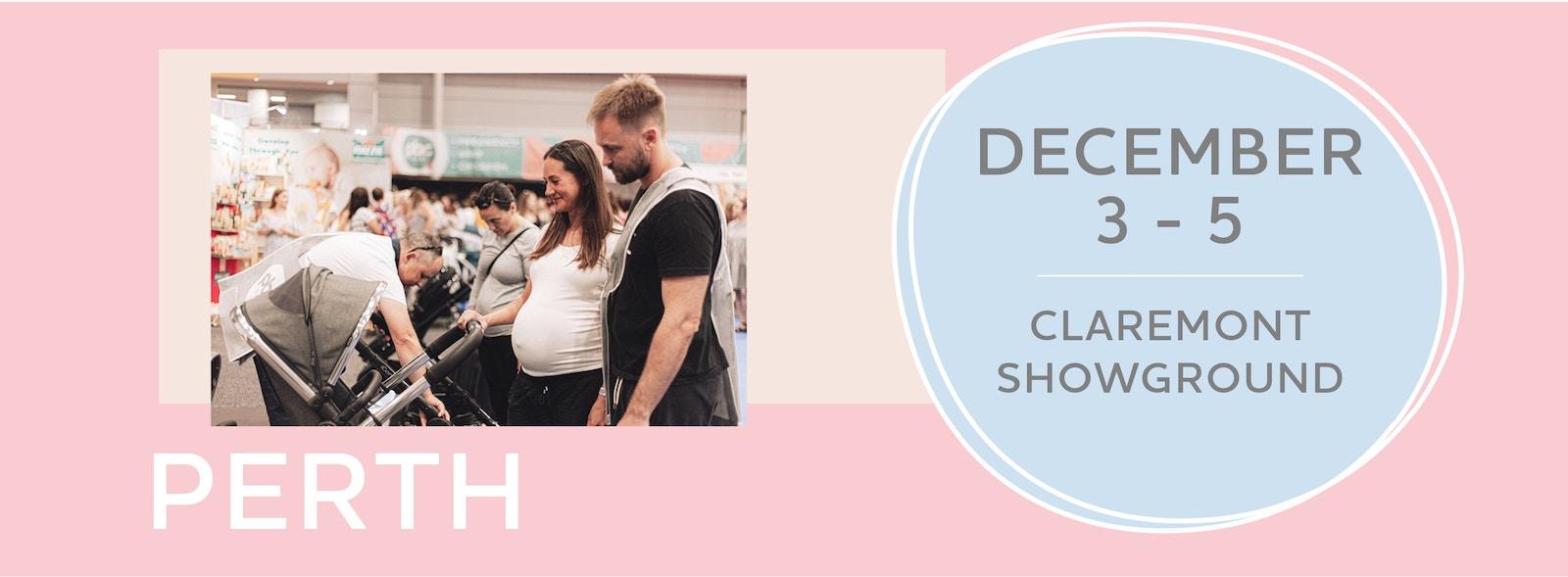 Perth 3 - 5 December, Claremont Showground