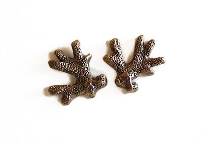 Robyn Heritage Jewellery Coral Reef Stud Earrings 2021