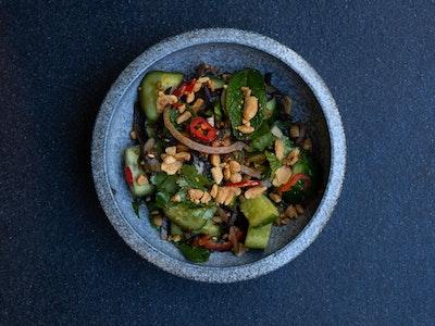 Cucumber Salad (VG, GF)