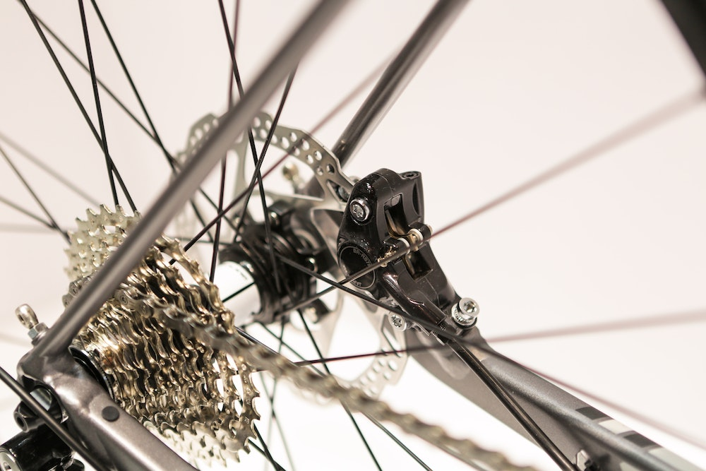 Cross Machine CX A01 rear disc brake