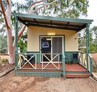 Cabin accommodation Kui Kojonup CP.