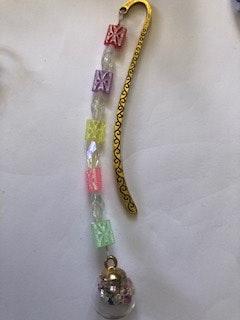 Handmade By Bronzerose Rainbow Bookmark 2020