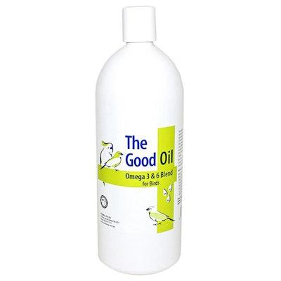 PASSWELL The Good Oil Breeding Birds Omega 3 & 6 Supplement - 3 Sizes