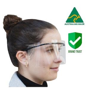 Eye Shield - Ultra Light Weight Disposable Lens (50pcs) - QUALITY AUSTRALIAN MADE