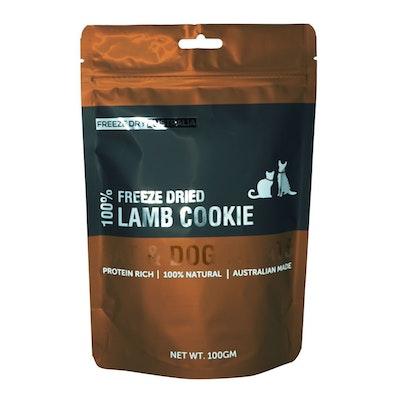 Freeze Dry Australia - Lamb Cookie 100g