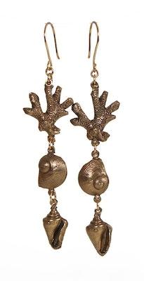 Robyn Heritage Jewellery Trio Ocean Drop Earrings 2021