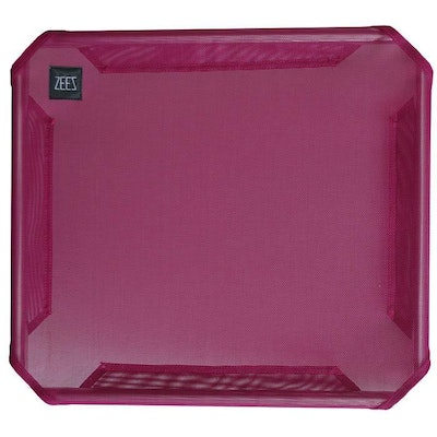 Zeez Platinum Elevated Dog Bed Replacement Cover Shiraz - 2 Sizes
