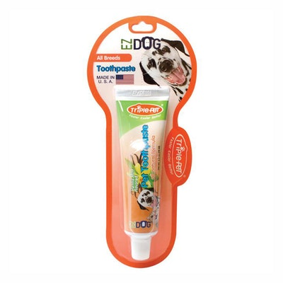Triple Pet Ez-Dog Dental Care Pet Toothpaste for Cats & Dogs