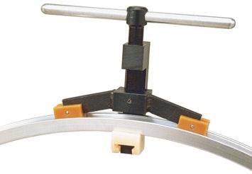 Cyclus Tools Rim Repair Tool Pulls Out Dents