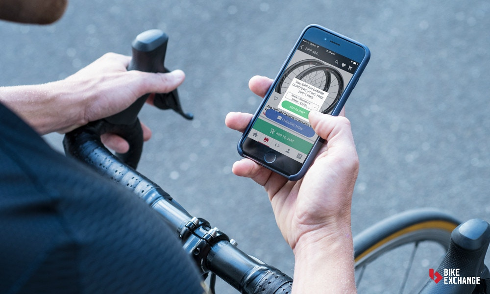 The New BikeExchange App is Live!