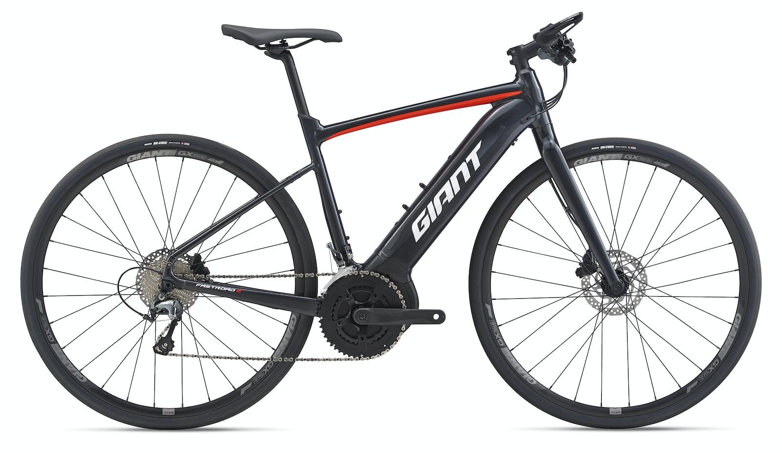 Giant Fastroad E 2 Pro 2020 City E Bikes For Sale In St