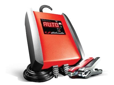 Schumacher SPi15 12V-15A Digital Scrolling Display Battery Charger