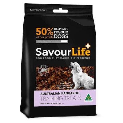 Savourlife Australian Kangaroo Training Dog Treats 165G