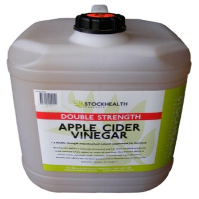 Stockhealth Apple Cider Vinegar 20L