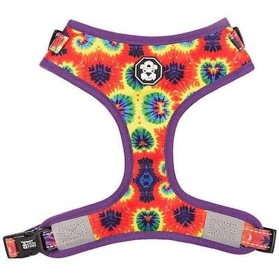 Fresh Pawz USA Fresh Pawz -Tie-Dye | Adjustable Mesh Harness