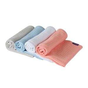 ClevaMama Cellular Cot Baby Blanket 120cm x 140cm