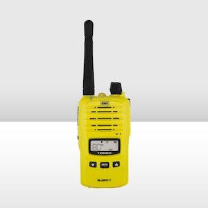 GME 5/1 Watt IP67 UHF CB Handheld Radio - Yellow