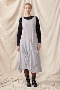 Quillan Juniper Dress - Linen blend