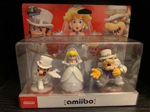 Amiibo - Mario Odyssey Wedding 3-Pack