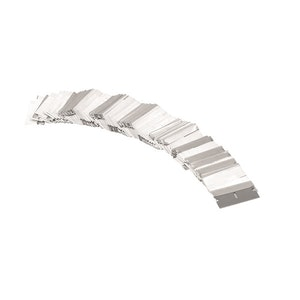 Razor Blades - Stainless Steel 100 Pk
