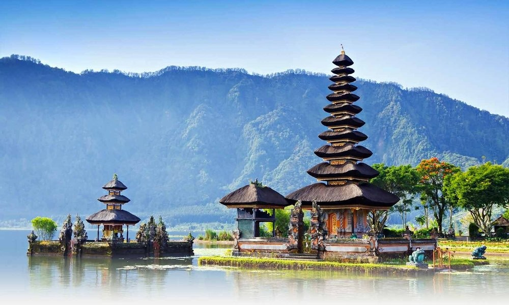 Destination Crush, Bali