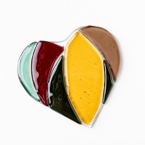 Suncatcher | Bold Love Heart