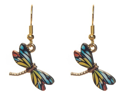 Juzii Dragonfly Earrings