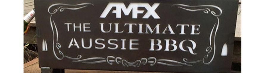 AMFX Metal Art