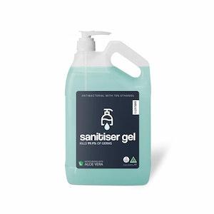 SuperSani Instant Alcohol Based Hand Sanitiser Gel 70% Ethanol (5 Litre)