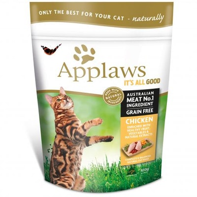 Applaws Dry Cat Food Chicken 450g