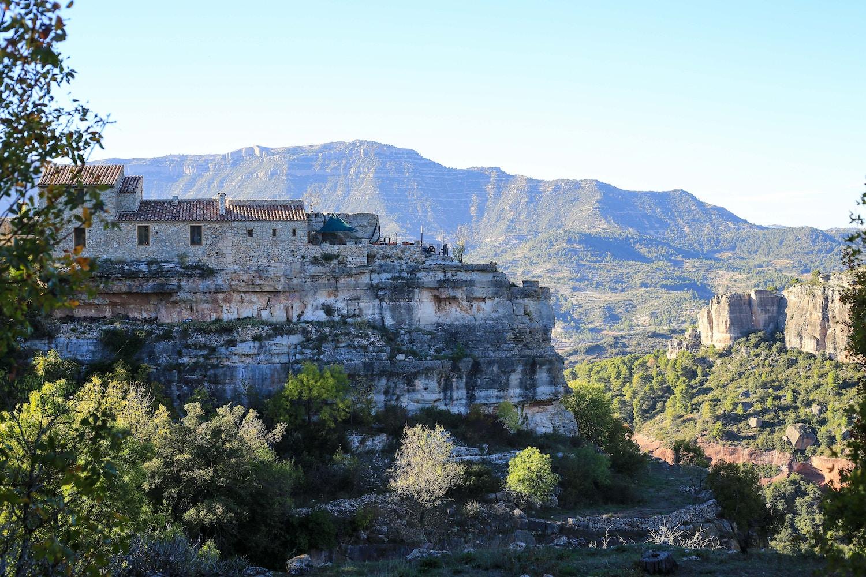 Siurana - Idylle hoch über Katalonien